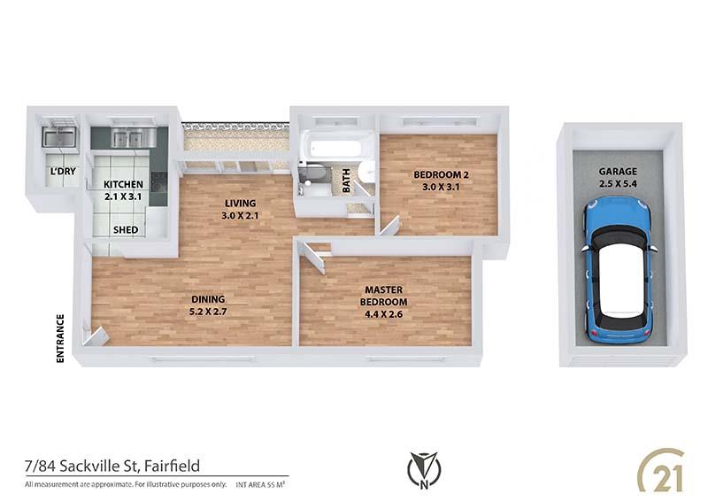 Enforcefx-3D-Floor-Plan-Sydney-Real-Estate-Photographer
